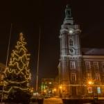 Najpiękniejsze miasta zimą