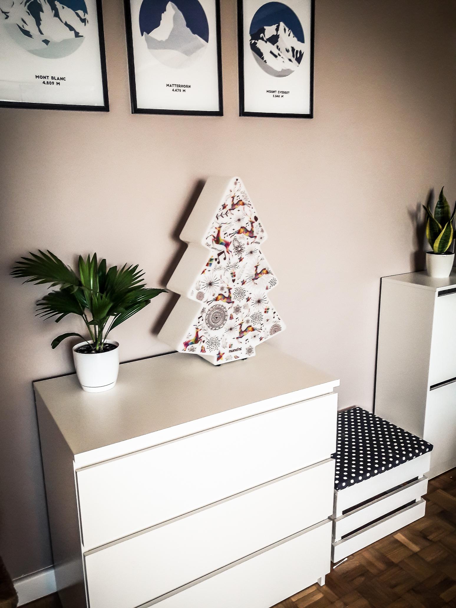 lampa kevin choinka świąteczne dekoracje
