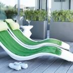 Słońce - basen - design