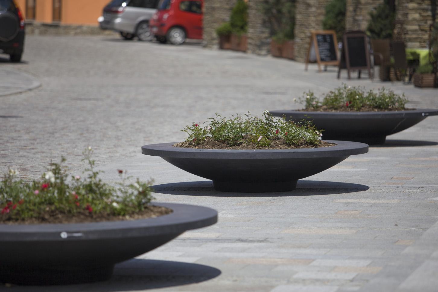 Donica Plane Ring TerraForm jak zabezpieczyć ulice miast
