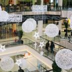 Dekoracje w świątecznym klimacie