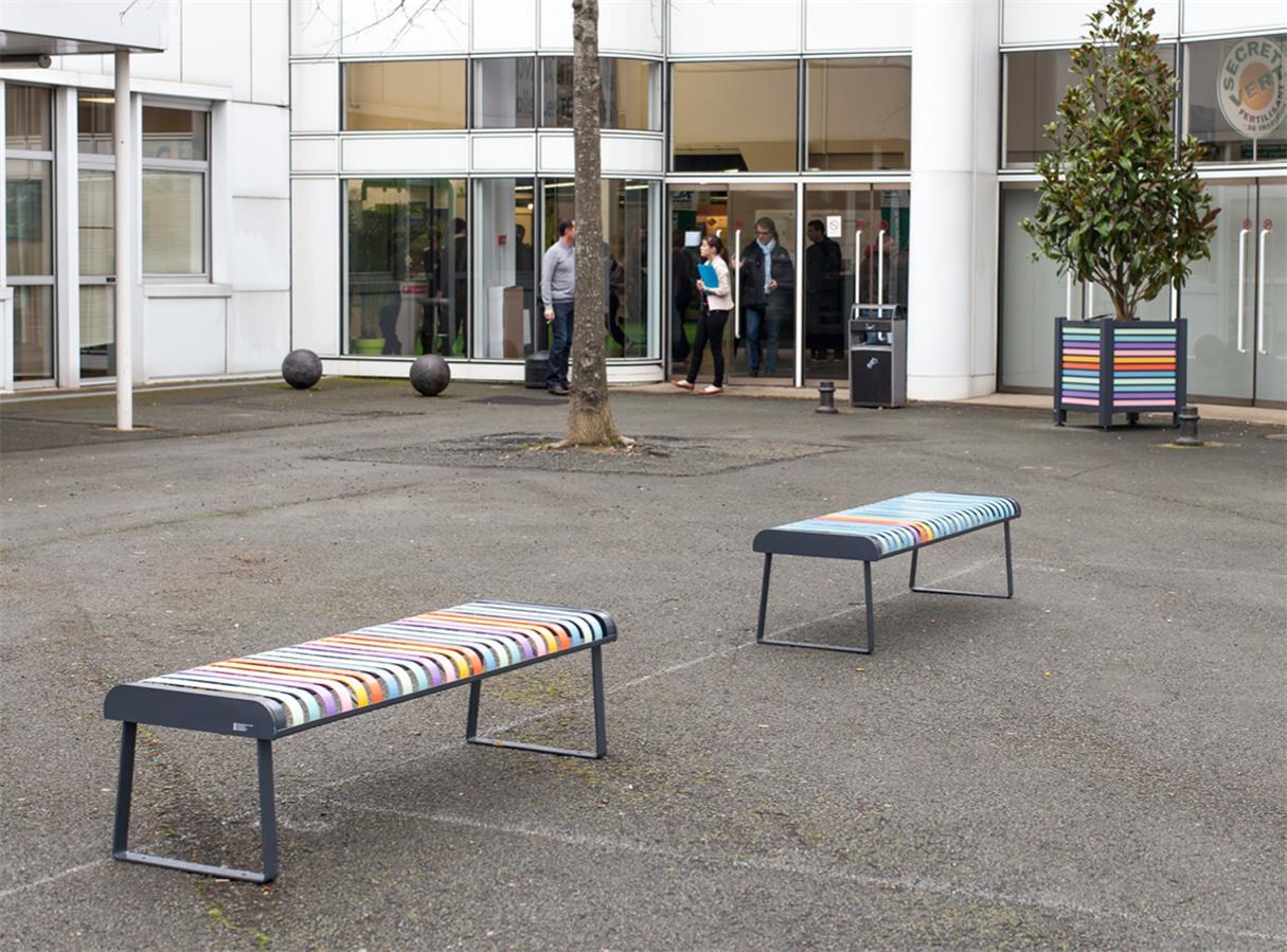 ławka miejska pastel bench atech (1)