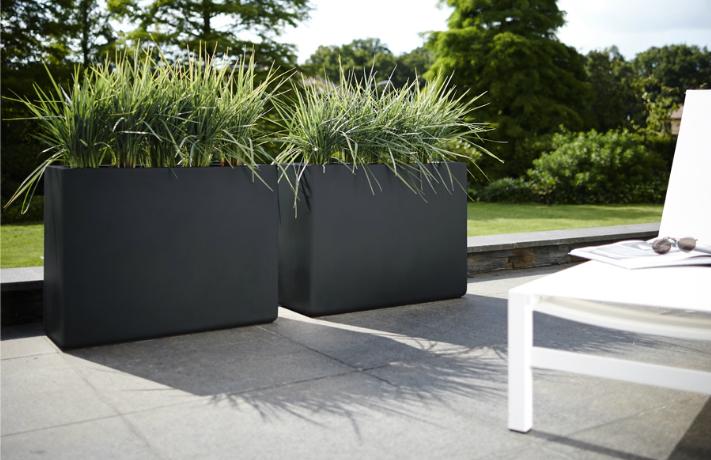 donica terraform elho Soft Brick Divider