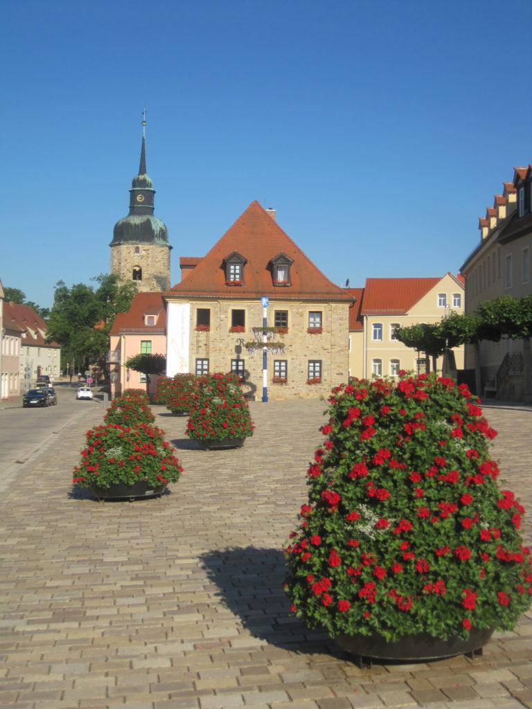 ukwiecenie miasta terra wieże kwiatowe niemcy (1)