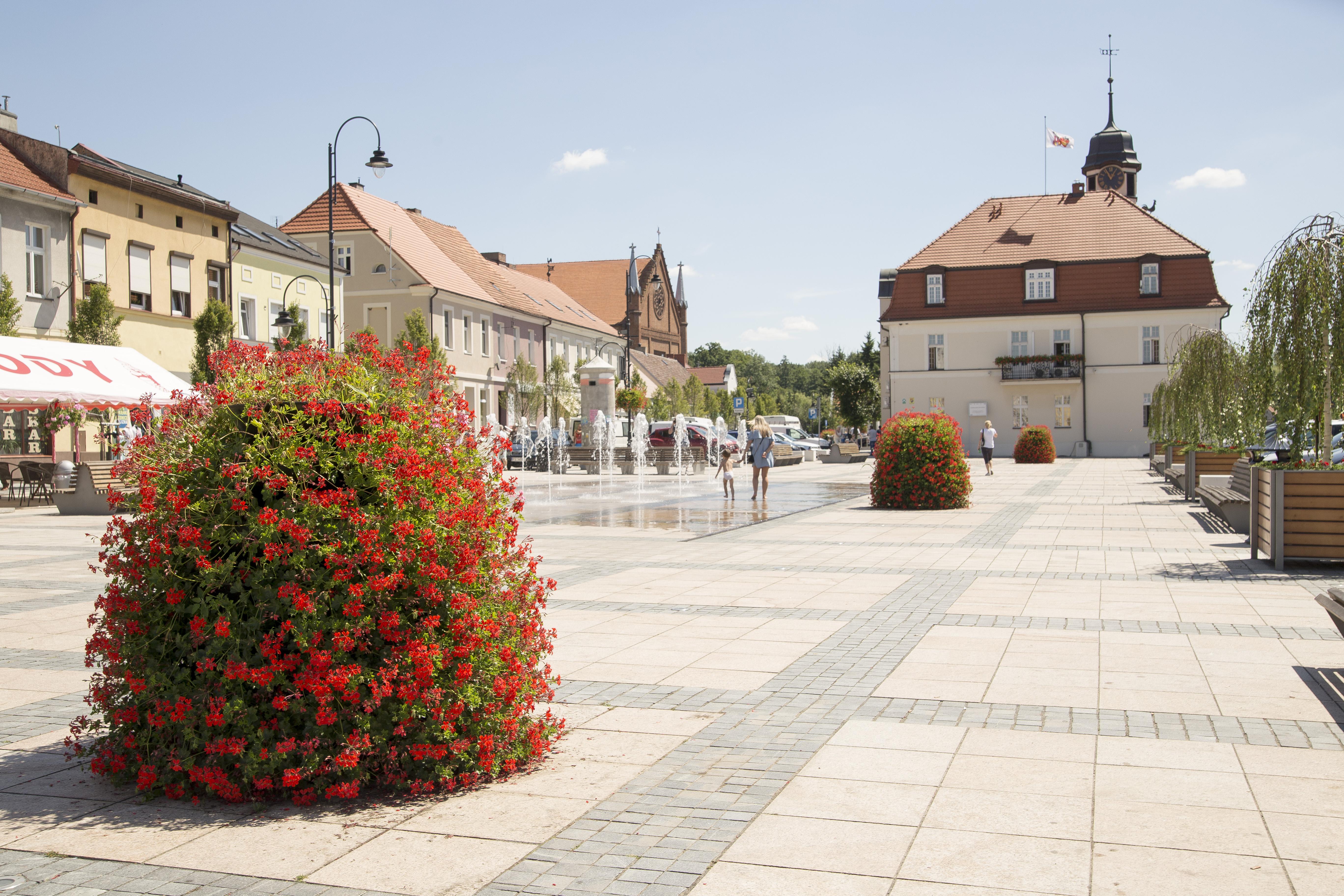 wieże kwiatowe terra jak ukwiecić rynek