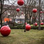 """Świątecznie wSłubicach – bombki nietylkona""""choince""""!"""