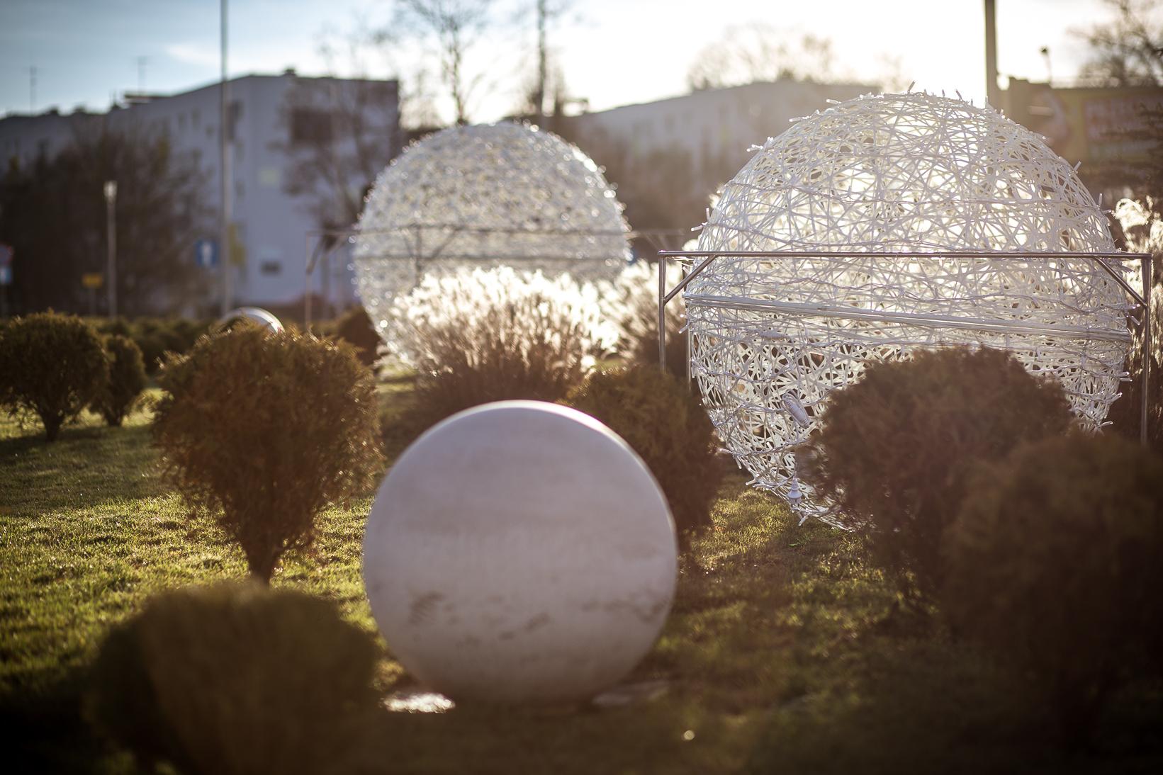 ażurowe dekoracje terrachristmas zielona góra rondo