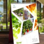 Najnowszy kalendarz miejski Terra już jest