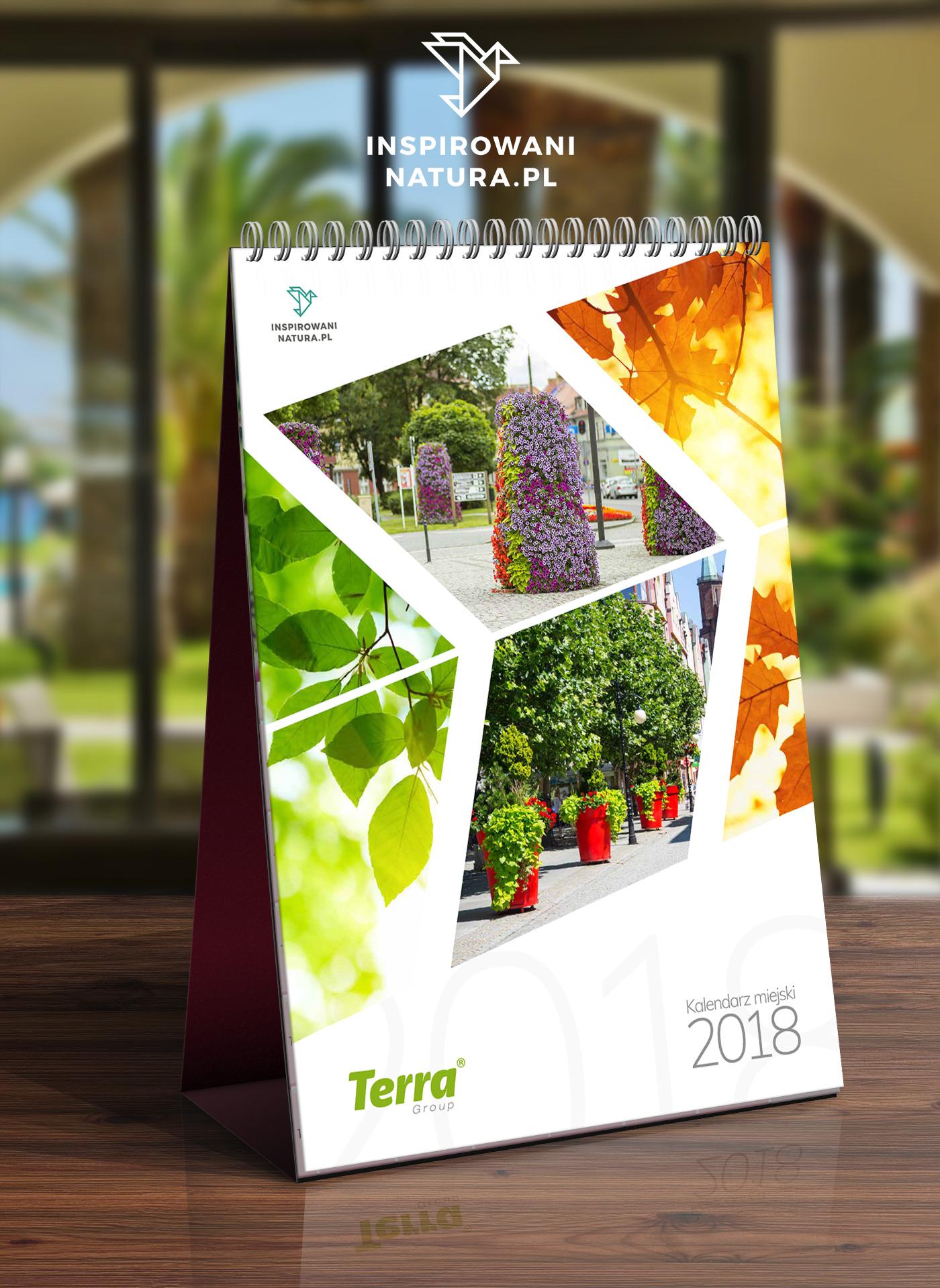 kalendarz miejski terra group inspirowani naturą