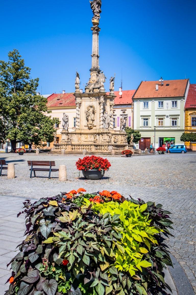 wieże kwiatowe kwietniki miejskie ukwiecenie miasta terra group 15