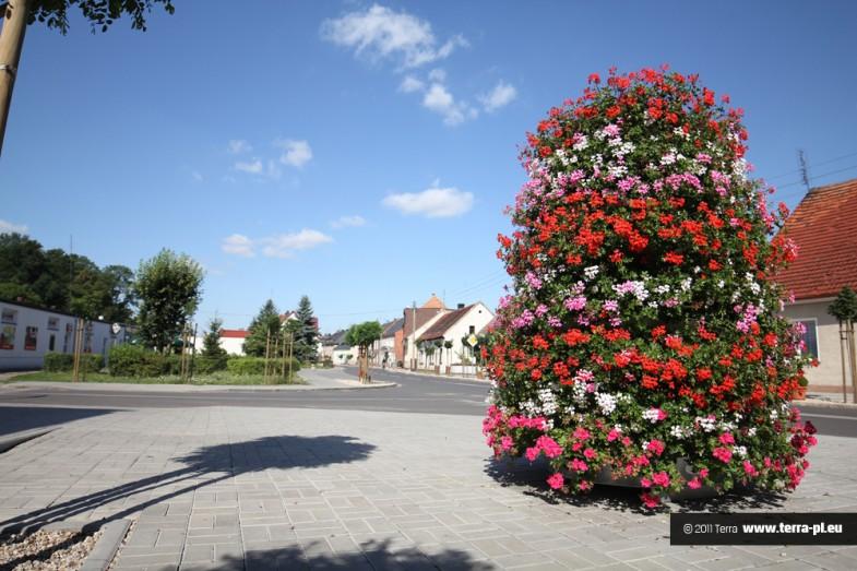 wieże kwiatowe Terra