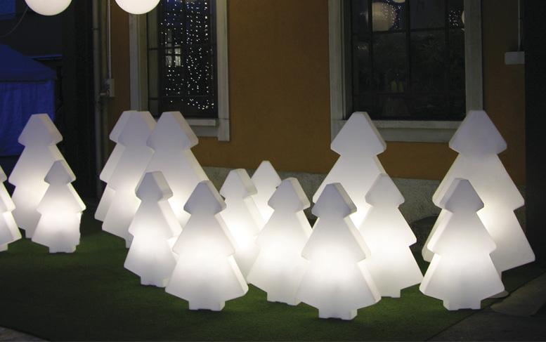 podświetlana choinka Lightree