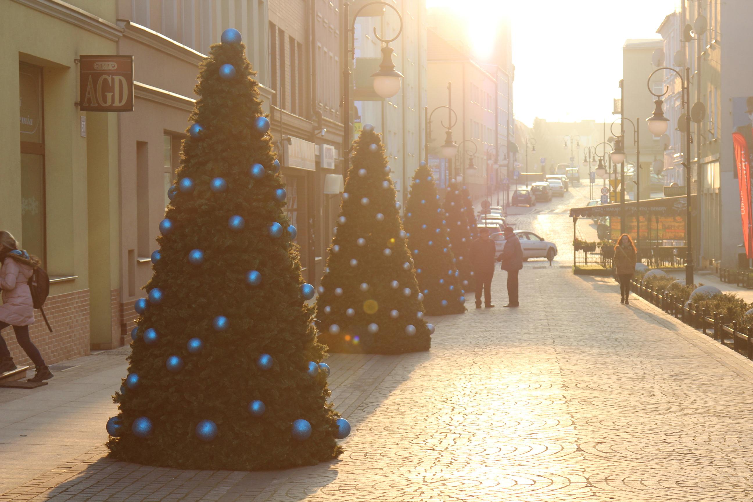 Świąteczna aranżacja miasta – krótki poradnik