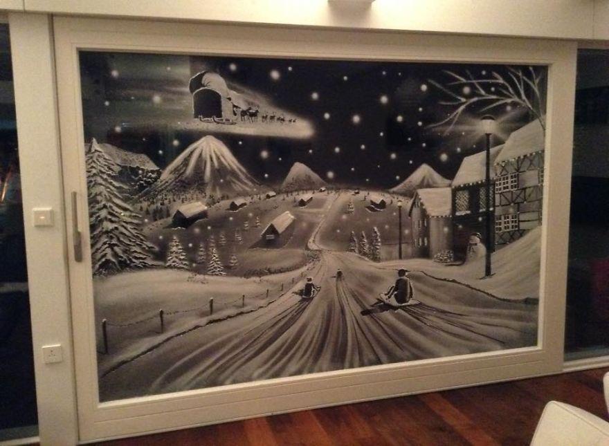 Tom Baker snow windows (12)