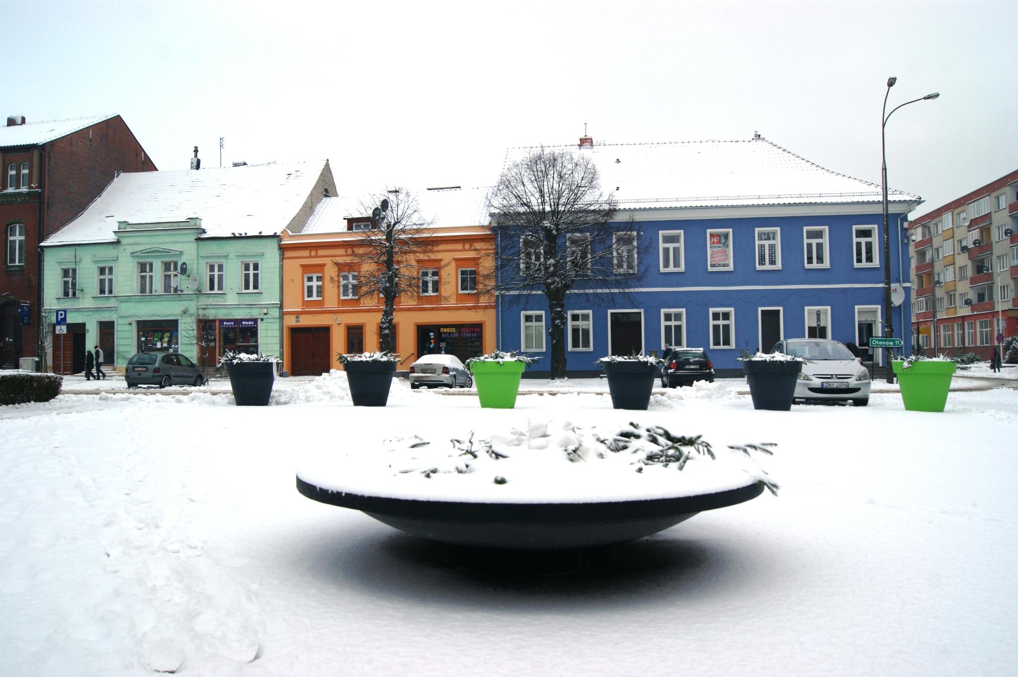 Zimowa aranżacja miasta – zobacz, jakie to łatwe!