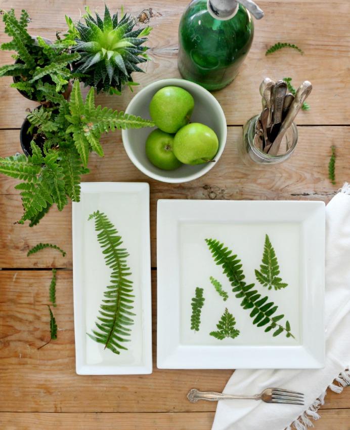 zielona zastawa makeithome (7)