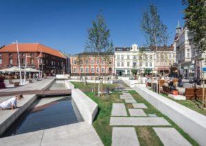Nowe spojrzenie na meble miejskie