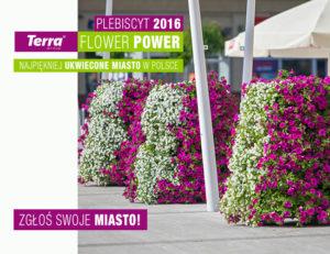 Plebiscyt Terra Flower Power 2016 – już w lipcu!
