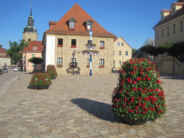 ukwiecenie miasta terra wieże kwiatowe niemcy (2)