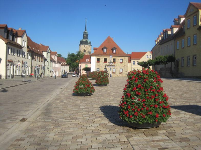 ukwiecenie miasta terra wieże kwiatowe niemcy (7)