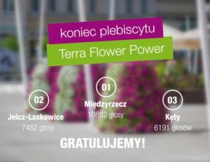 Międzyrzecz Najpiękniej Ukwieconym Miastem w Polsce!