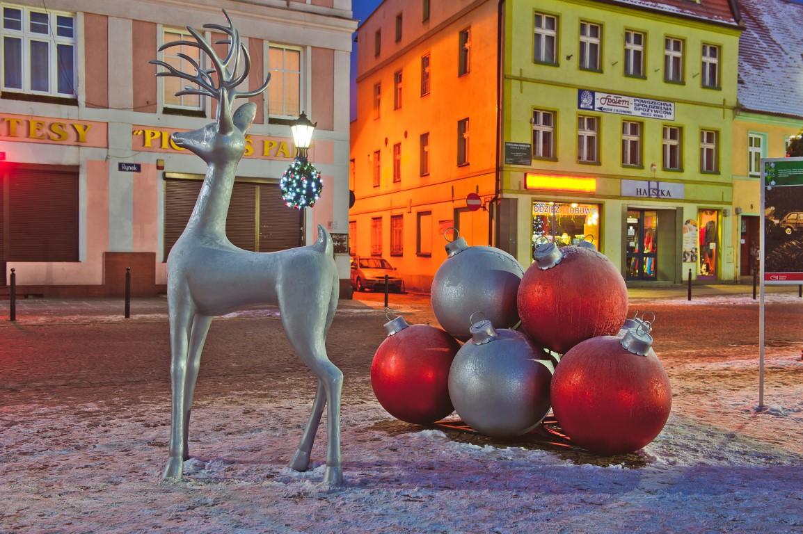 Trzy sposoby na świąteczny klimat w Twoim mieście