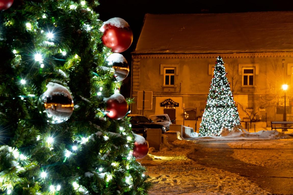 Jak spędzono święta w Wieliczce?