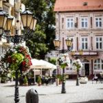 Kwiaty wsercu miasta, czyli jak ukwiecić rynek?