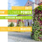 Start głosowania wplebiscycie Terra Flower Power