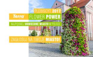 Start głosowania w plebiscycie Terra Flower Power