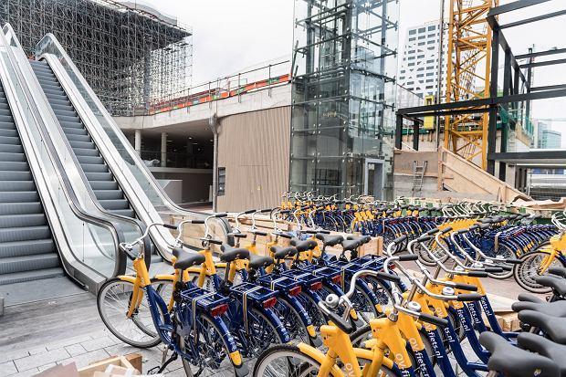 Parking rowerowy w Utrechcie. Projekt Ector Hoogstad Architecten (6)