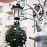 Świąteczne dekoracje wnaszych miastach – cz.1
