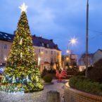 świąteczne dekoracje miejskie wielkie bombki choinka słubice terrachristmas (1)
