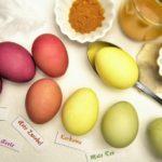 Naturalne barwienie jaj – tołatwe!