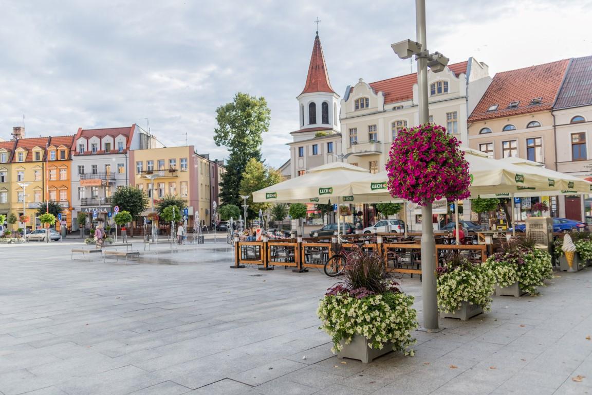 wieże kwiatowe terra ukwiecenie miasta kwietniki (6) Brodnica