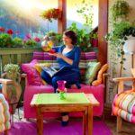 Ogród wdonicach – co sadzić, jak wybrać pojemniki?