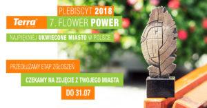 Jak wykorzystasz dodatkowy tydzień zgłoszeń w plebiscycie Terra Flower Power?