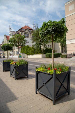 mała architektura meble miejskie terra city 3