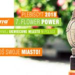 Plebiscyt Flower Power 2018- pierwszy tydzień zanami!