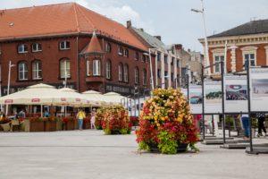 wieże kwiatowe ukwiecenie miasta świnoujście (2)