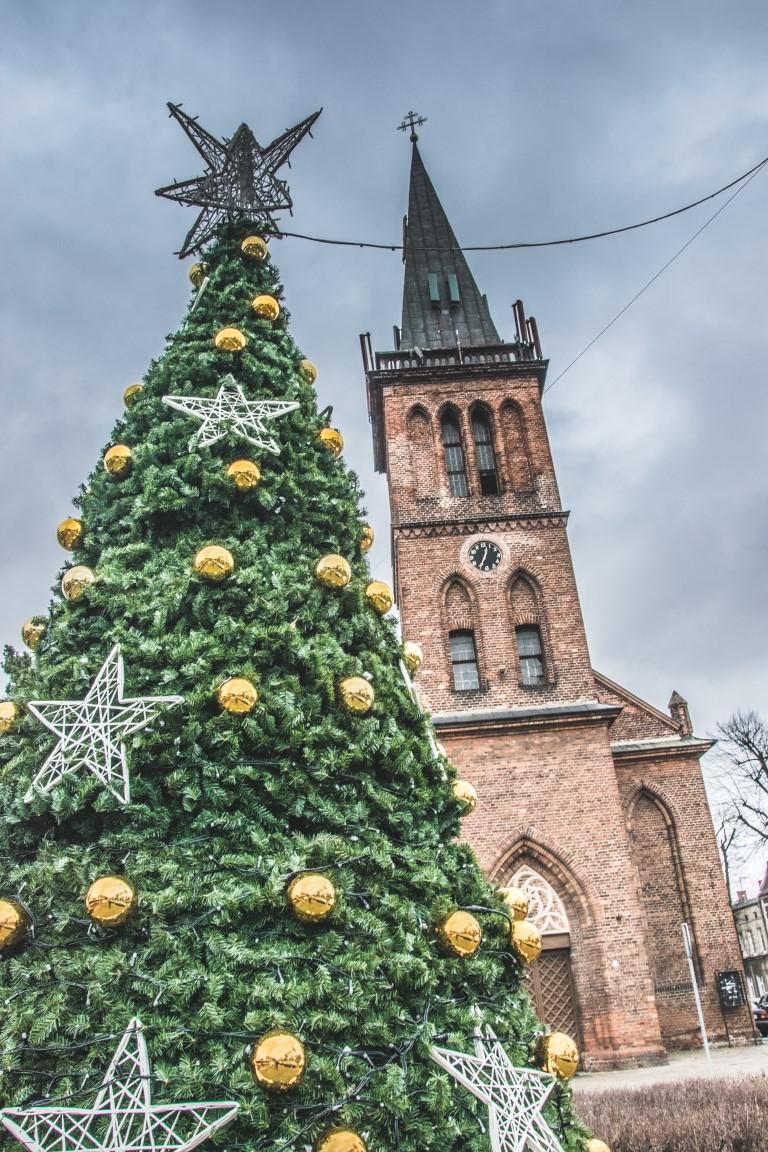 świąteczne dekoracje miejskie terrachristmas