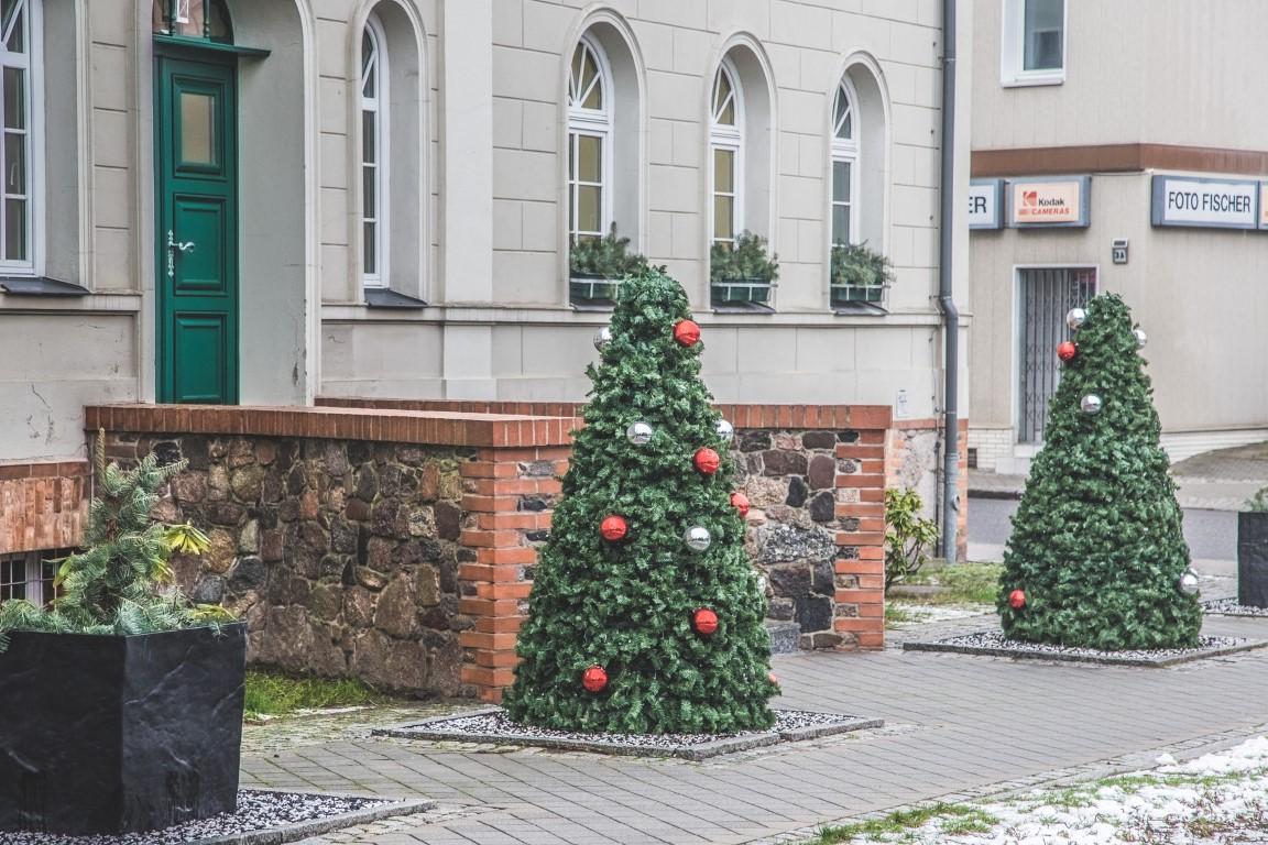 świąteczne dekoracje nakładki miejskie terrachristmas