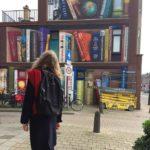 Najbardziej zaczytany mural wEuropie