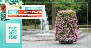 Plebiscyt Terra Flower Power – pochwal się swoim miastem!