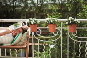 Podlewanie roślin balkonowych - co i jak?