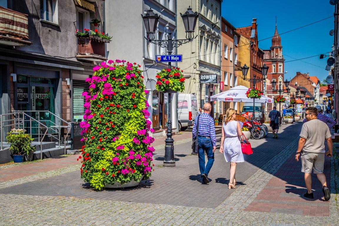 Jak ukwiecić miasto? Wskazówki ze Świebodzina