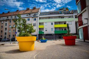 Pokolorować miejską przestrzeń
