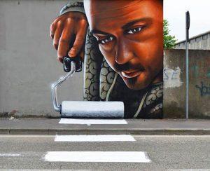 Ale sztuka! Street art wtapia się w miasto