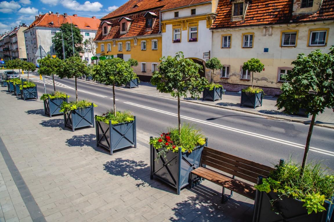 Sprostać wyzwaniom współczesnego miasta
