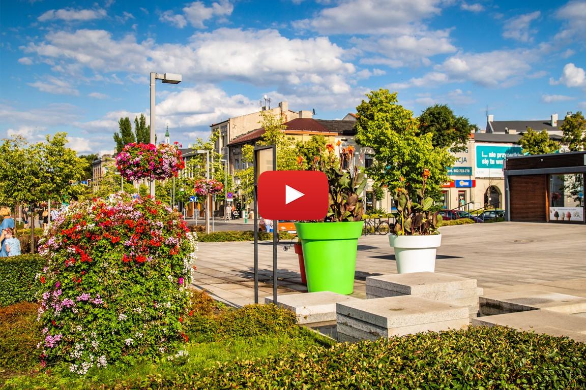 Twoje piękne miasto – Tomaszów Mazowiecki. Zobacz film